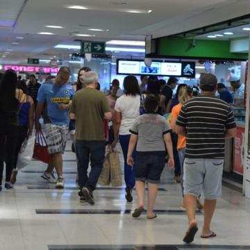 Vendas em shoppings crescem 7,9% em 2019