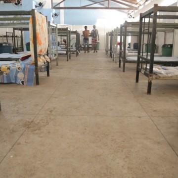 Clube Atlântico de Olinda acolhe pessoas em situação de rua na pandemia