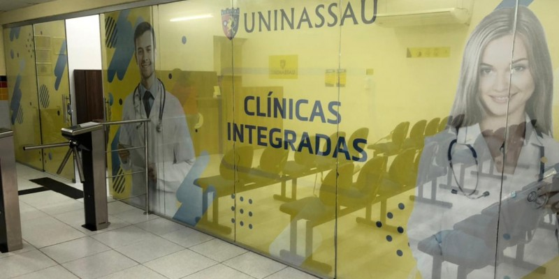 Inscrição para triagem pode ser feita através do contato telefônico ou WhatsApp da Clínica-Escola de Saúde da UNINASSAU Caruaru