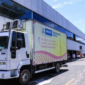 Janeiro terá 1.200 vagas para realização de mamografias no Recife