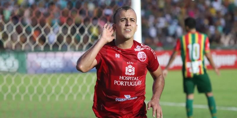 Diretoria alvirrubra renovou contrato até o final de 2020 do meia Jean Carlos e do atacante Matheus Carvalho