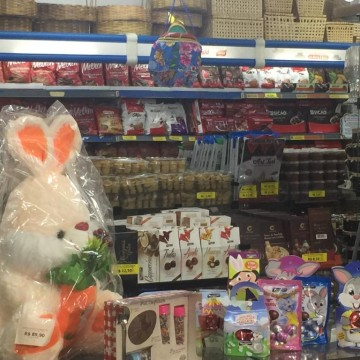 Comércio do Recife se prepara para vendas de Páscoa