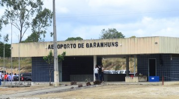 Edital para requalificação do Aeródromo de Garanhuns é publicado