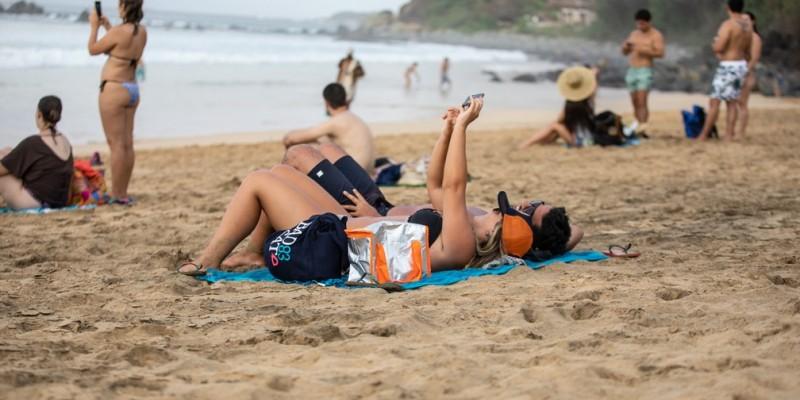 O secretário de Turismo e Lazer de Pernambuco, Rodrigo Novaes, destaca crescimento de 5% em relação ao fluxo turístico e um aumento de 7,1% do capital ao longo do ano