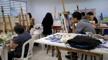 Ícone do Impressionismo, Pierre Renoir é tema de oficina de pintura em Caruaru