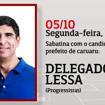 Panorama CBN: Entrevista com o candidato Erick Lessa (PP)
