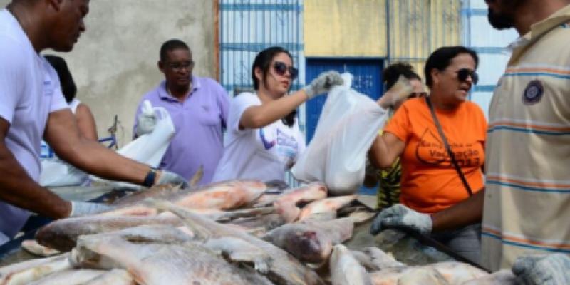 A economia com a distribuição do peixe nesta ação servirá para garantir a ampliação de outros programas sociais que, em breve, a secretaria de Assistência Social vai divulgar