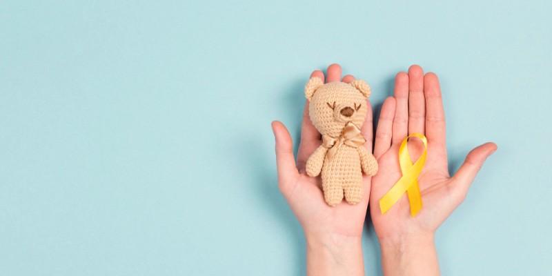 O mês também está relacionado a prevenção do câncer infantil
