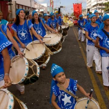 Apresentação reúne grupos da Bahia e Pernambuco