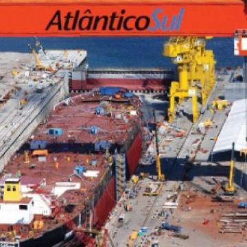 Estaleiro Atlântico Sul entra com pedido de recuperação judicial
