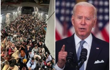 O Afeganistão de Biden