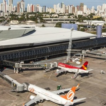 Aeroporto do Recife segue como o mais movimentado do Nordeste
