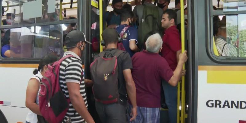 O consórcio afirma que com o reforço, a Região Metropolitana passou a ter 88% do total que tinha antes do começo da pandemia