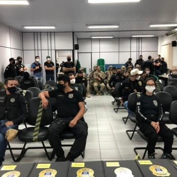 Operação da Polícia Civil mira esquema de tráfico de entorpecentes