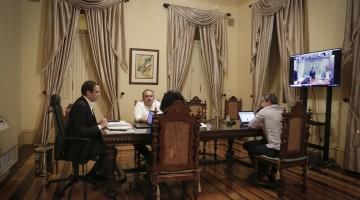 NelsonTeich pediu três dias para atender demandas de Pernambuco