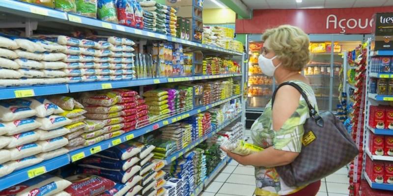 Esse é o segundo mês seguido em que houve uma desaceleração na inflação, levando o Grande Recife a ter a menor alta do ano