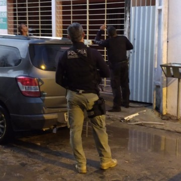 Polícia de Ipojuca apreende drogas que possivelmente seriam vendidas no município