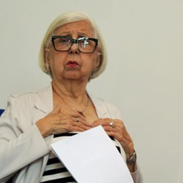 Secretária de Cultura do Recife, Leda Alves, é internada com a Covid-19