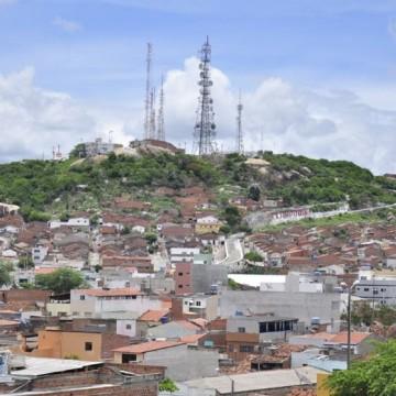 Dados da Covid-19 em Caruaru