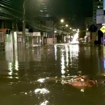 Panorama CBN: Fortes chuvas em Caruaru