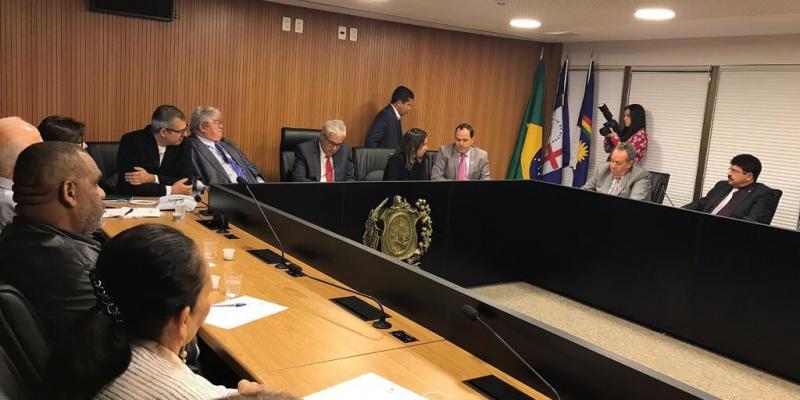 Autor do requerimento para realização do debate, o deputado Sivaldo Albino (PSB) pontuou a relevância da obra como política de desenvolvimento regional