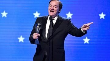 'Era Uma Vez em Hollywood' se destaca em premiação do Critics Choice Awards