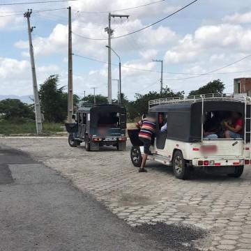PL aumenta prazo para adequação do serviço de transporte alternativo às novas regras