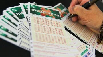 Mega-Sena acumula em R$ 40 milhões