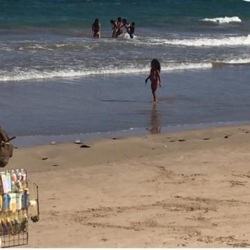 Com praias em alta no verão, Corpo de Bombeiros orienta população sobre afogamentos