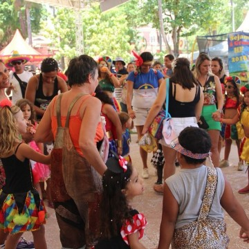 Olinda tem polo para a criançada durante o carnaval