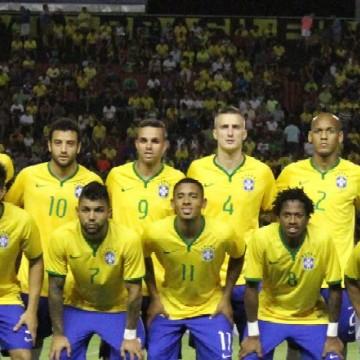 De volta ao Recife, Seleção brasileira fará treino aberto na Ilha do Retiro