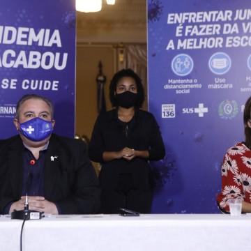 Estado prorroga decreto até 13 de junho e Sertão também terá restrições