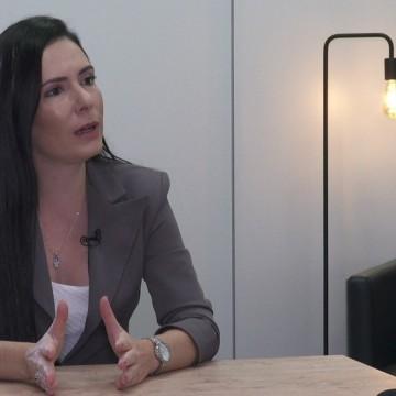 Patrícia Domingos anuncia filiação ao Podemos