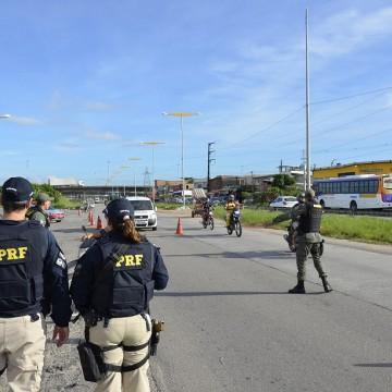 Polícia Rodoviária Federal divulga detalhes da Operação São João