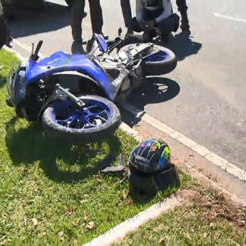 Dados da Secretaria da Saúde apontam que 70% dos acidentados socorridos no estado são motociclistas