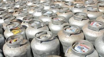 Petrobras reajusta em 5,3% o preço dos gás de cozinha