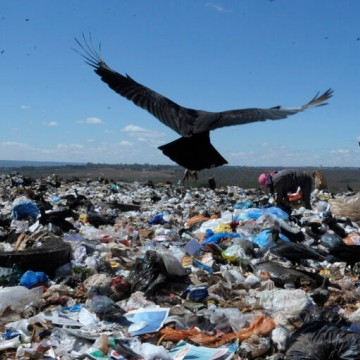 Diminuição de lixões em Pernambuco