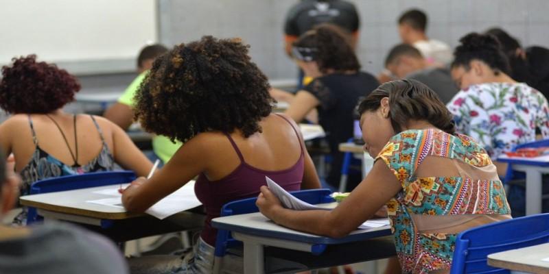 Mais de 28 mil estudantes se inscreveram para fazer a prova