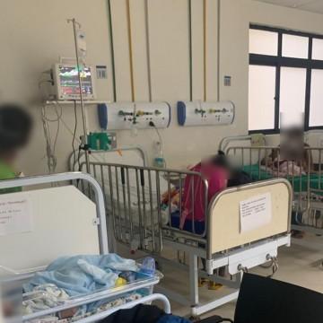 Funcionários denunciam situação crítica no Hospital Barão de Lucena