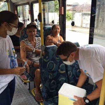 Recife retoma vacinação contra gripe