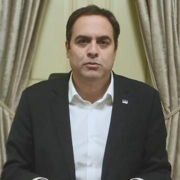 Paulo Câmara testa positivo para Covid-19