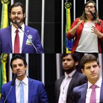 Túlio e Marília são os deputados-candidatos que mais gastam cotão em plena pandemia