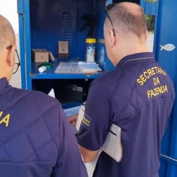 Grupo suspeito de fraudes no ramo de combustíveis é alvo de operação
