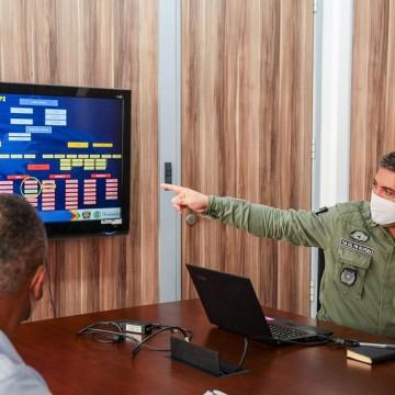 Policiais militares de Pernambuco vão registrar ocorrências de crimes de forma digital