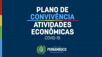 Plano de retomada gradual da economia em Pernambuco é divulgado