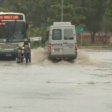 APAC alerta para chuvas fortes em Pernambuco no mês de junho
