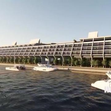 R$ 140 milhões estão sendo investidos na área não operacional do Porto do Recife