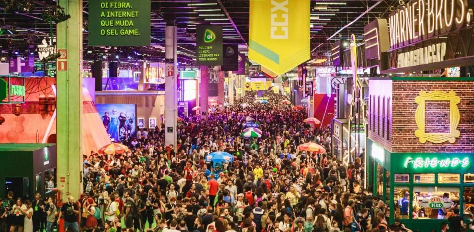 CCXP 2020: Comic Con brasileira vai ganhar edição virtual esse ano