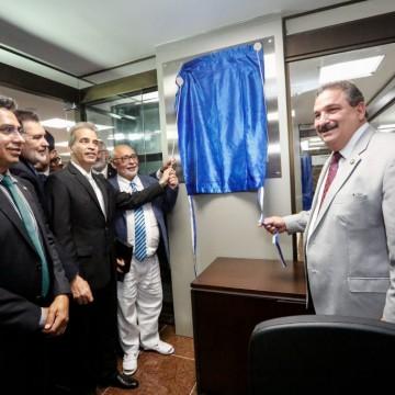 Alepe inaugura espaço para apoio a vereadores pernambucanos