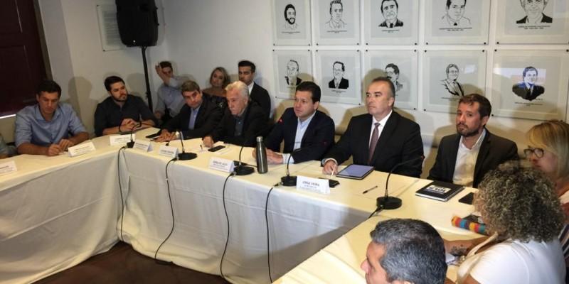 O secretariado da gestão se reuniu, depois da confirmação dos dois casos confirmados em Pernambuco